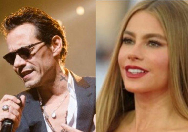 """Marc Anthony se une a Sofía Vergara para la película animada """"Koati"""""""