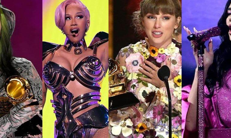 Estos son los ganadores de los Grammy 2021 en las principales categorías