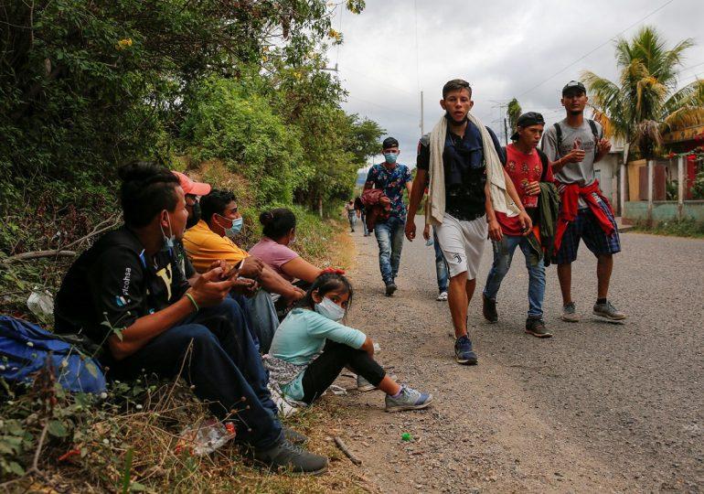 Guatemala pide justicia para sus inmigrantes asesinados en México