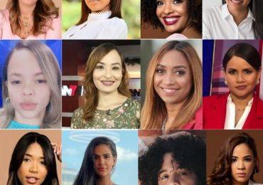 Comunicadoras emiten mensaje a mujeres en conmemoración al Día Internacional de la Mujer