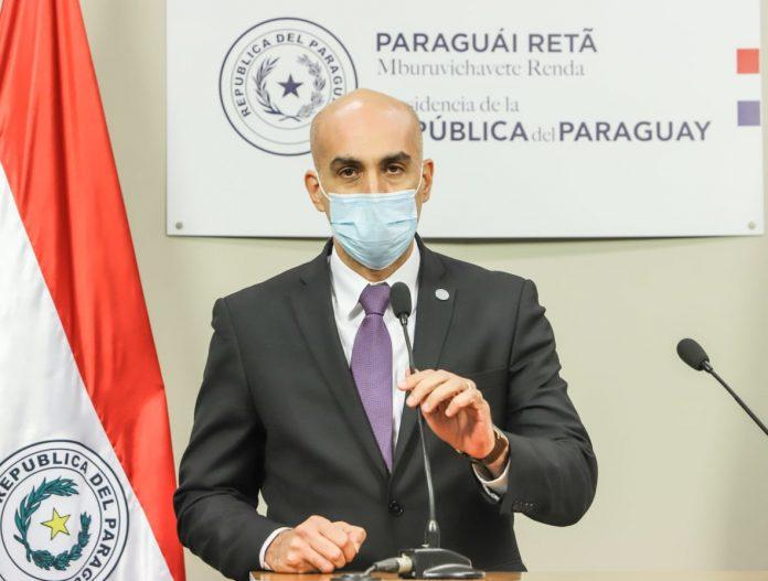 Renuncia ministro de Salud de Paraguay, presionado por avance de la pandemia