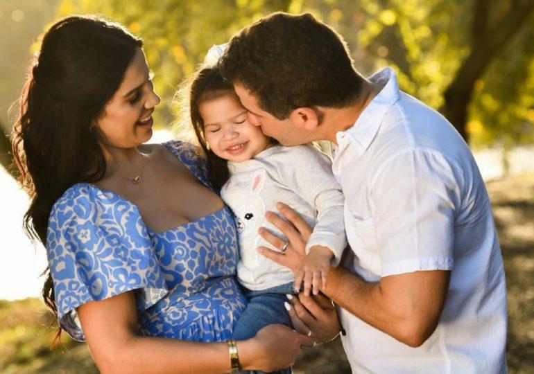 Video | Yubelkis Peralta tendrá un niño