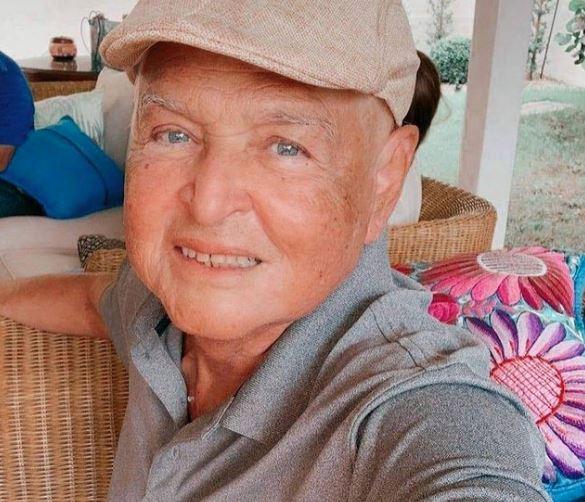 """Abinader y varios políticos lamentan muerte de Manolín Báez """"el abuelo influencer """""""