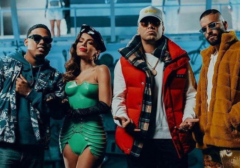 """Los Legendarios estrenan remix """"Mi Niña"""", junto a  Wisin, Myke Towers, Maluma y Anita"""