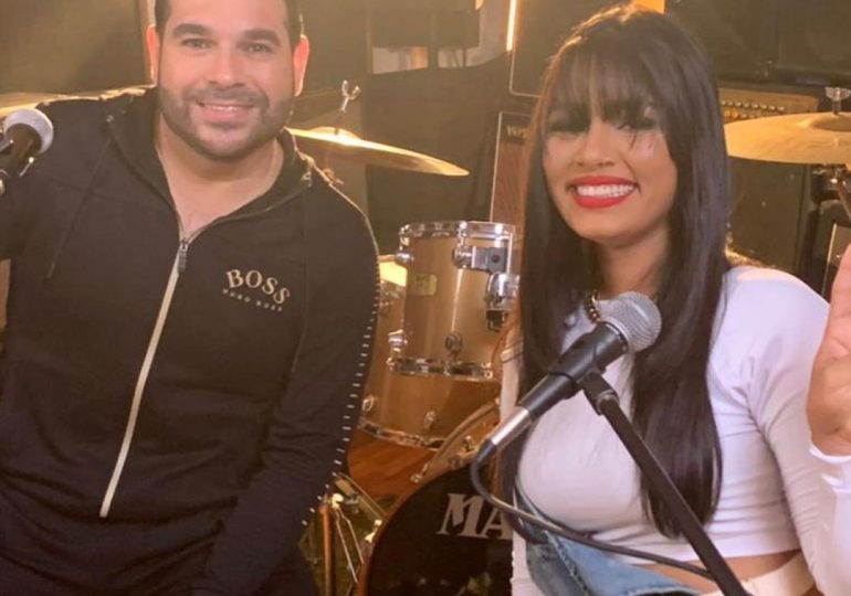 """La Ross María anuncia estreno del remix """"Estoy Perdido"""", junto al Chaval"""