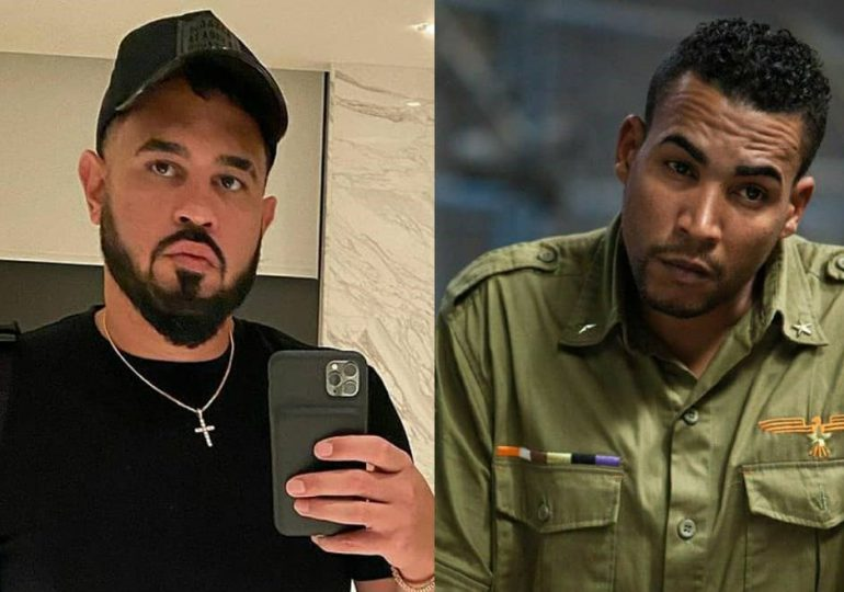 "Raphy Pina envía advertencia de demanda a Don Omar tras éste llamarlo ""Chota"""