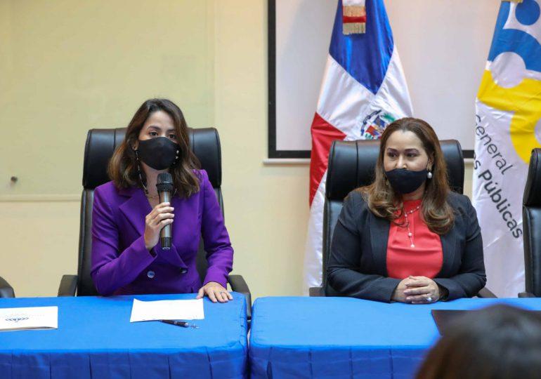 DGCP extiende a 30 días licencia de paternidad a sus trabajadores