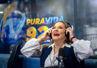 Jatnna Tavárez incursiona en la radio por primera vez