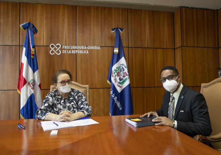 Designan a Félix Tena como director técnico del despacho de la Procuradora General