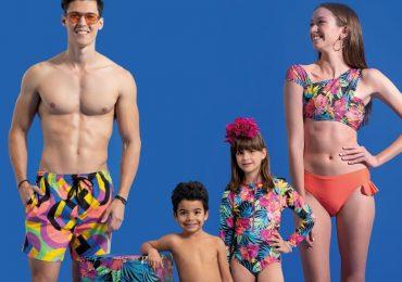 Jumbo presenta colección de trajes de baño para toda la familia de Sully Bonnelly