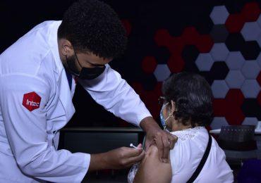 Salud Pública aplicará segunda dosis de vacuna COVID-19 en INTEC el próximo martes