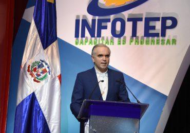 Ministro del Trabajo respalda proceso de consulta de INFOTEP