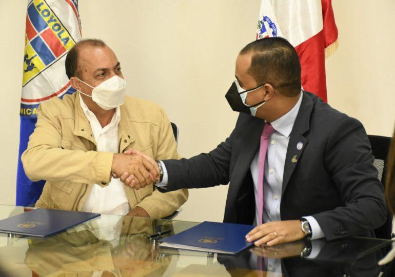 Instituciones firman convenio para contribuir en el desarrollo de las Mipymes en San Cristóbal