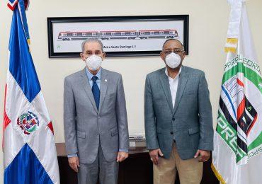 MESCYT y OPRET capacitarán personal del Metro y el Teleférico de Santo Domingo