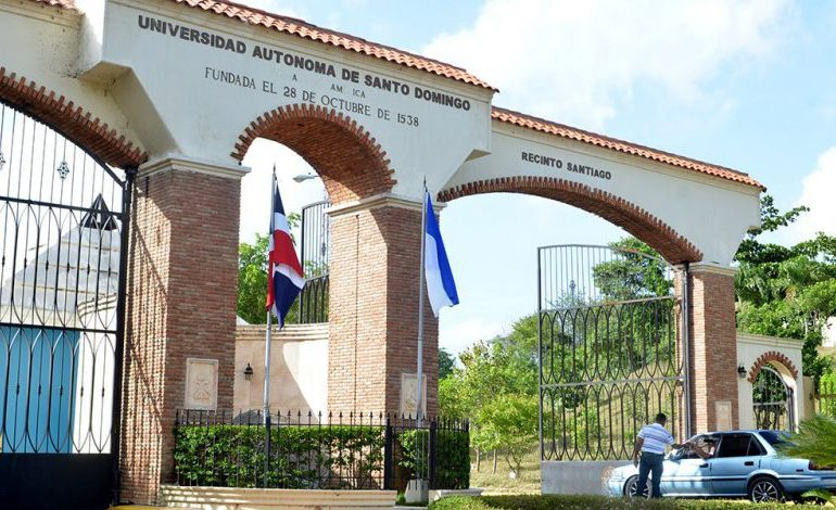 Asociaciones de empleados y profesores de la UASD anuncian paro general indefinido