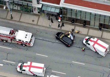 Un muerto y varios heridos en ataque con arma blanca en Vancouver