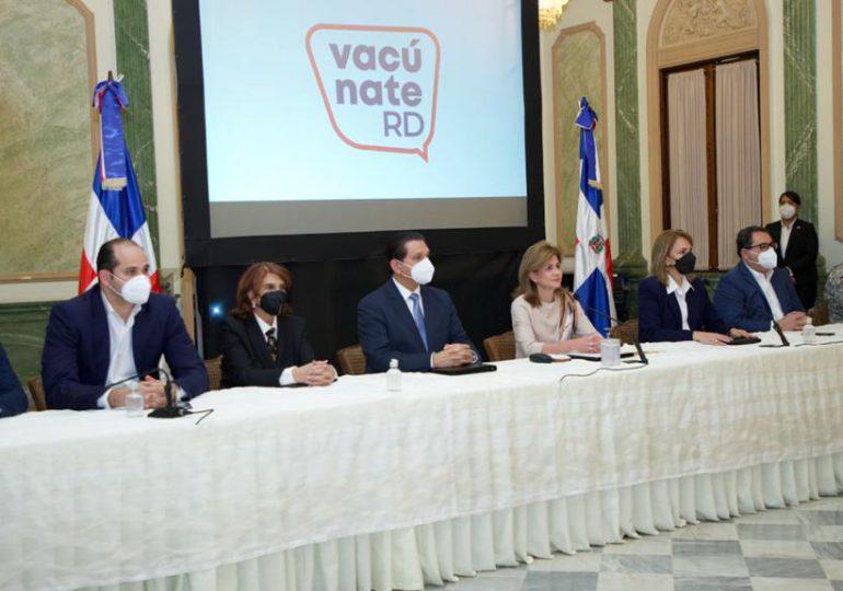 #VacúnateRD | 600 centros de vacunación están disponibles en todo el país, afirma Gobierno