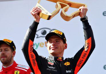 Verstappen marca el mejor tiempo en la primera sesión libre del GP de Baréin