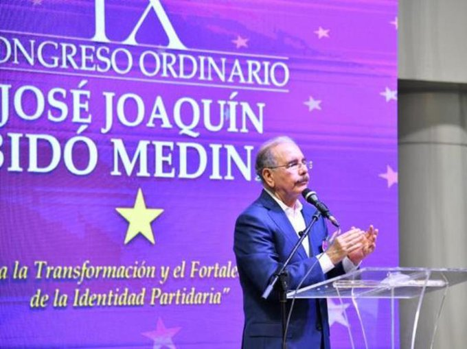 Figuras se pronuncian en contra de escogencia Danilo Medina presidente del PLD