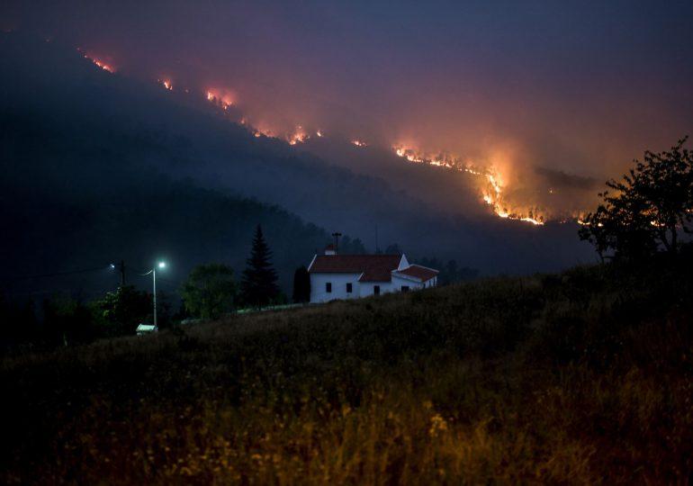 "Cuba combate incendio ""de grandes magnitudes"" en reserva ecológica"