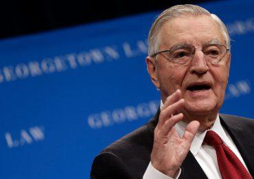 Muere a los 93 años Walter Mondale, exvicepresidente de los Estados Unidos