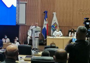 """Alcalde Manuel Jiménez: """"Santo Domingo Este avanza por buen camino"""""""