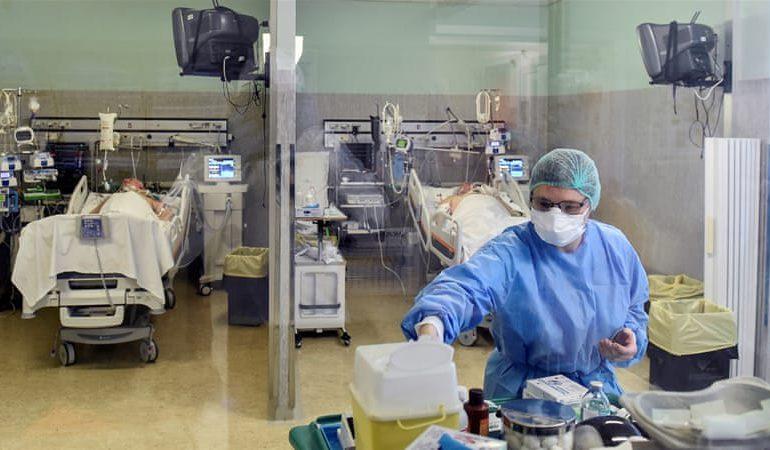 Coronavirus RD | 598 nuevos contagios y cinco decesos en las últimas 24 horas