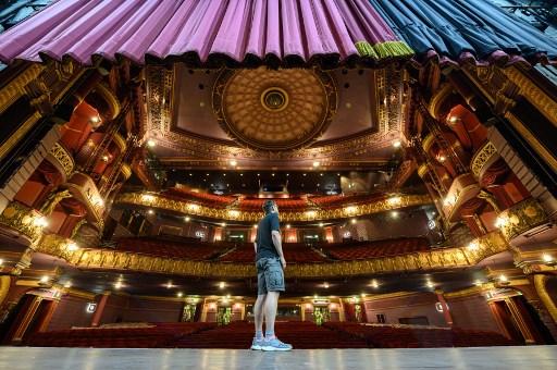 El Reino Unido desembolsa fondos para la reapertura del sector cultural