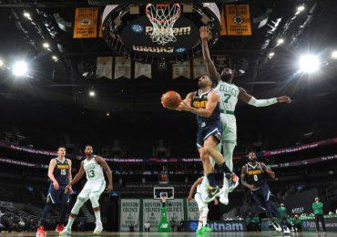 Los Celtics remontan ante Nuggets y acaban con su racha de ocho triunfos seguidos