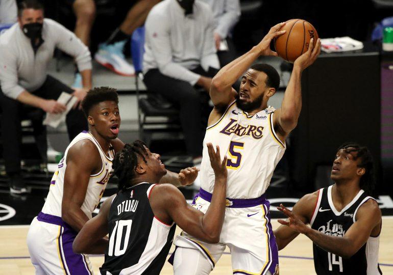 Los Clippers derrotan a unos Lakers sin LeBron y Nets caen ante Bulls
