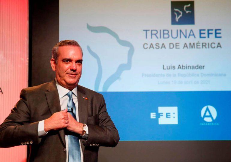 Presidente Luis Abinader dice impulsará referéndum para aprobar el aborto