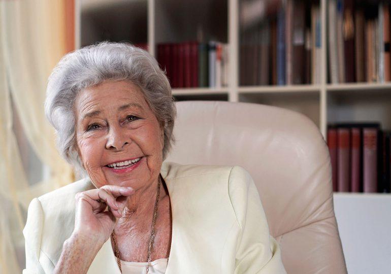 La cantante de ópera Christa Ludwig muere a los 93 años