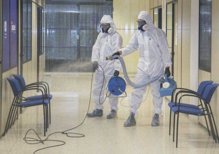Laboratorios Alfa realiza jornada de desinfección en consultorios médicos del país