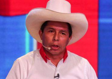 Pedro Castillo, la gran sorpresa de la elección en Perú