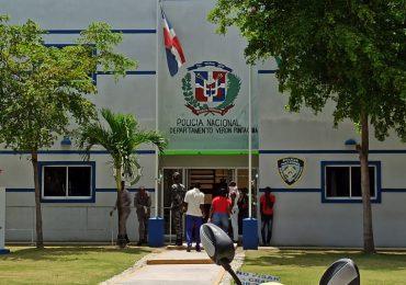 PN detiene 18 choferes por alteración a la seguridad ciudadana próximo al Aeropuerto de Punta Cana