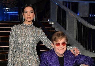 Elton John y Dua Lipa cantan juntos, recaudan 3 millones de dólares para luchar contra el SIDA