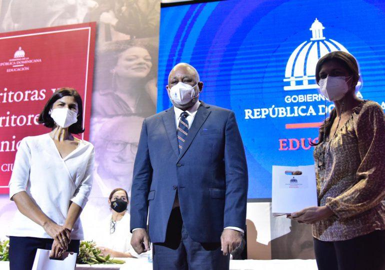 MINERD lanza cátedra de escritores dominicanos en el Día Mundial del Libro