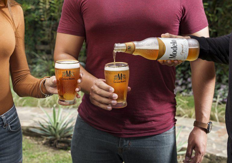 Presentan nueva versión de cerveza Modelo Especial