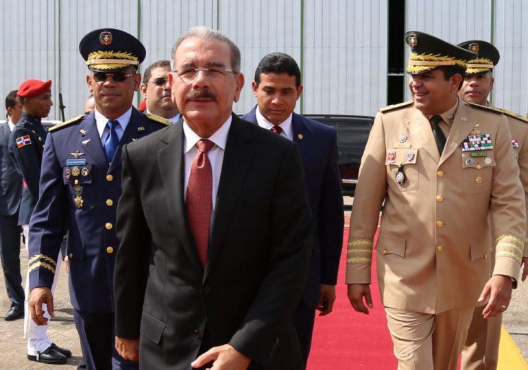 Danilo Medina sin jefe de escolta desde el sábado, ¿quién sucederá al general Adams Cáceres?