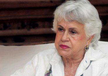 Milagros Ortiz Bosch afirma Fuerza del Pueblo no puede negar participación en actos de corrupción