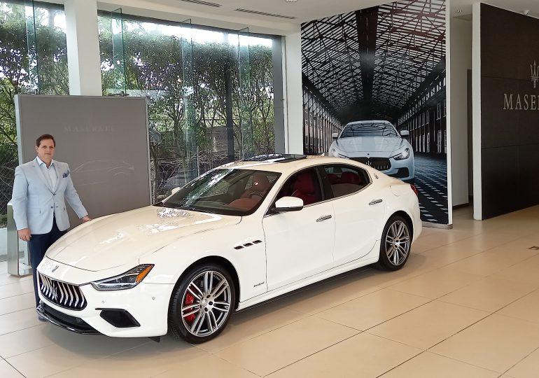 Maserati Ghibli encabeza los mejores carros 2021 en Alemania