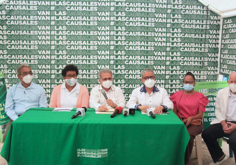 Sector salud exige inclusión de tres causales en Código Penal