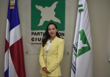 Coordinadora de PC dice en Cámara de Cuentas se ha sembrado corrupción y se ha cosechado impunidad