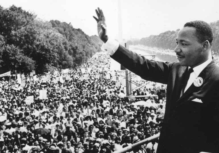 Este domingo se cumplen 53 años del asesinato de Martin Luther King