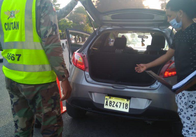 CIUTRAN realiza requisa durante operativos de seguridad ciudadana