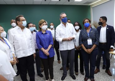 Presidente Abinader exhorta a la población vacunarse el Domingo de Resurrección