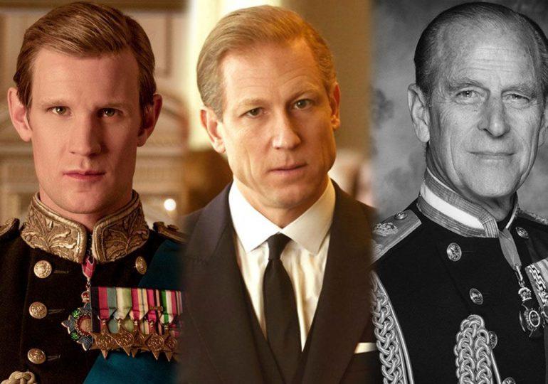 Estos son los actores que dan vida al príncipe Felipe en la serie The Crown