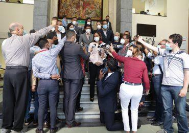 El Ministerio Público deposita solicitud de prisión preventiva contra cinco implicados en el caso Coral