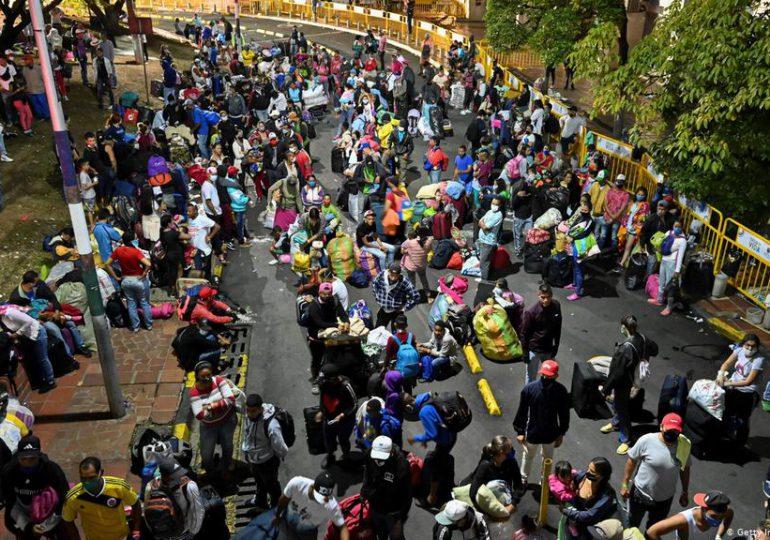 Venezuela alcanza récord de contagios de covid-19 desde llegada de pandemia