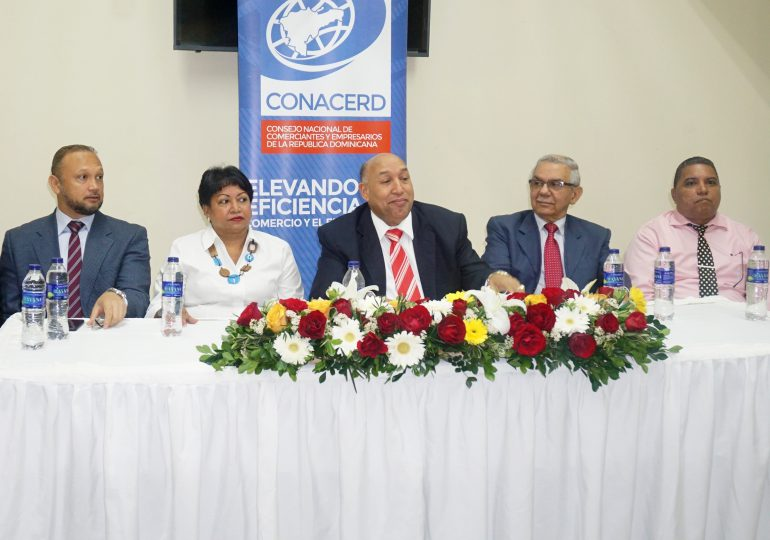 Conacerd anuncia programa nacional sostenible